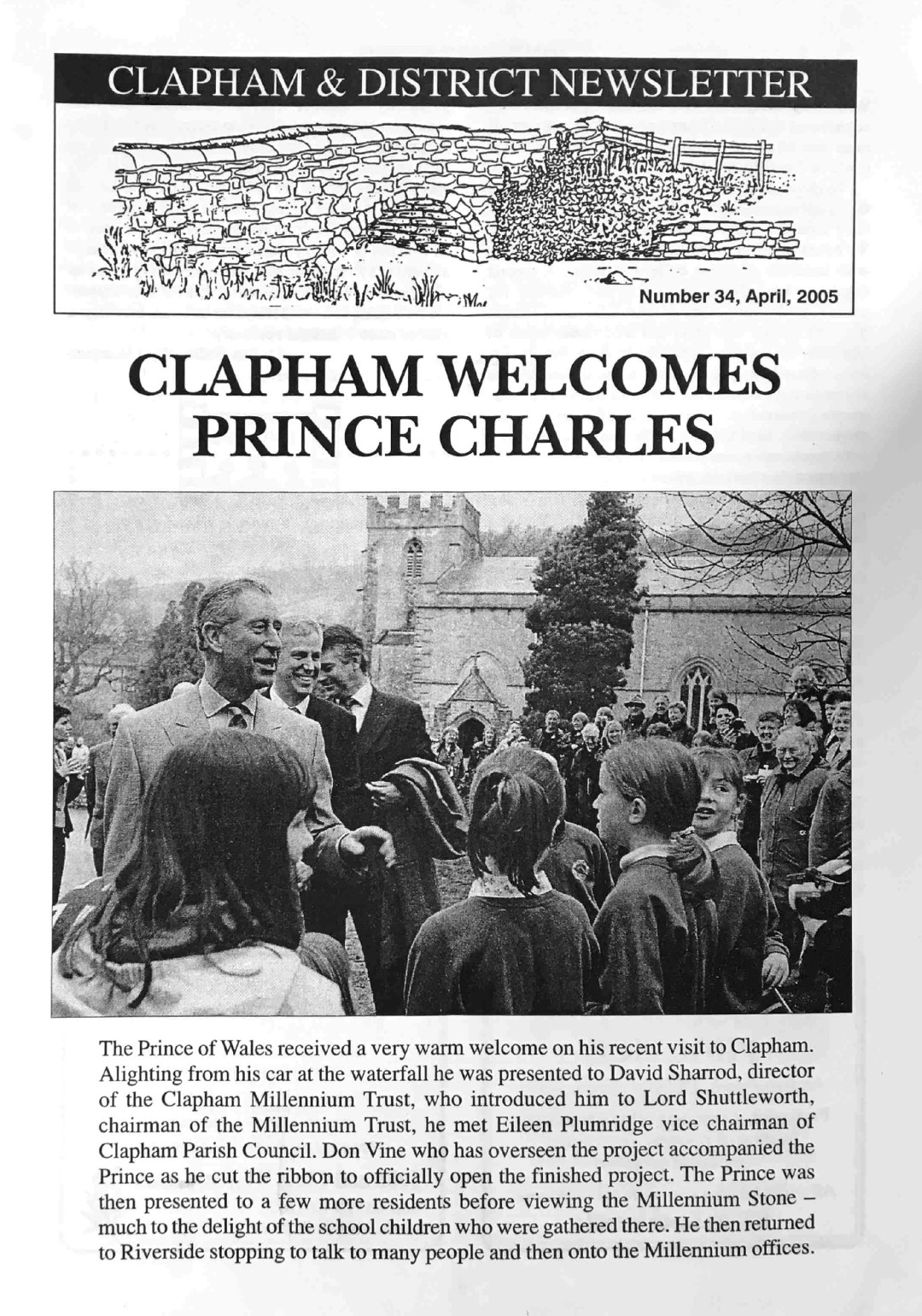 Clapham_Newsletter_No34_April_2005-1