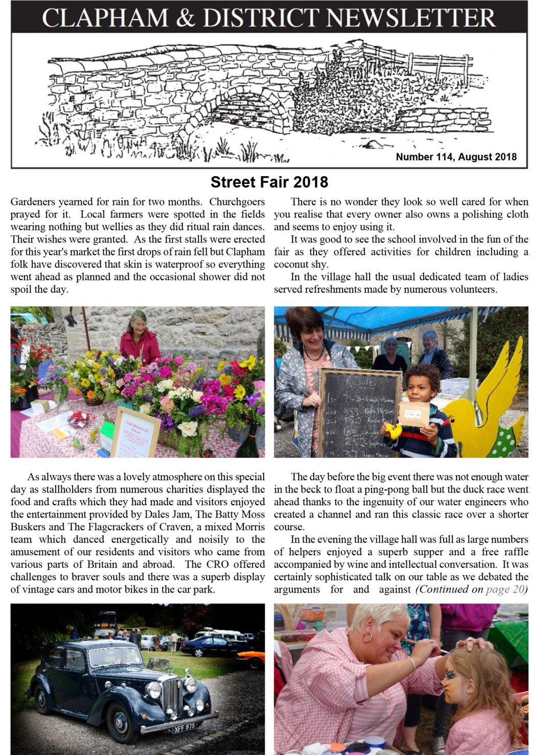 clapham-newsletter-114-august-2018-1