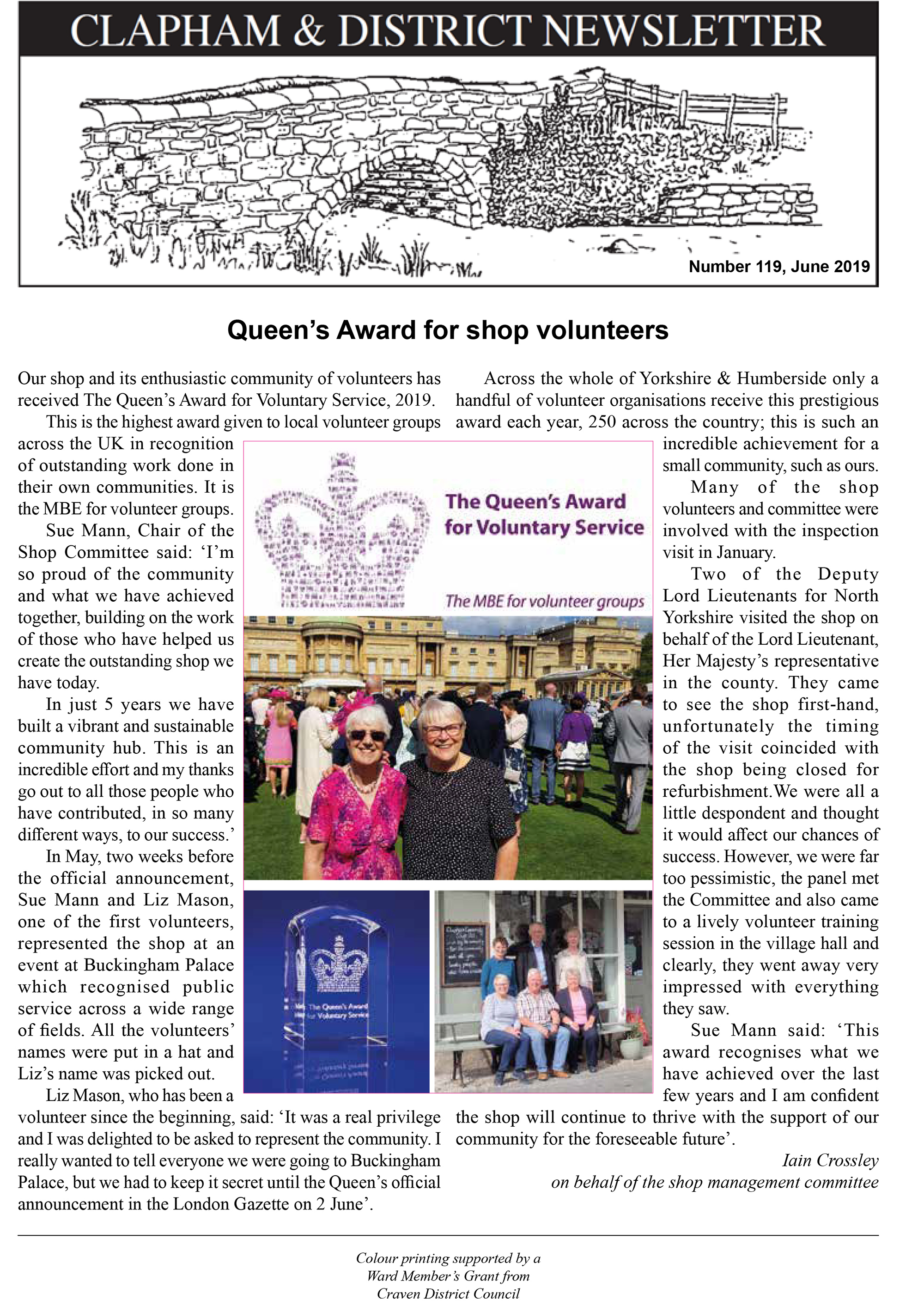 clapham-newsletter-119-may-2019-1