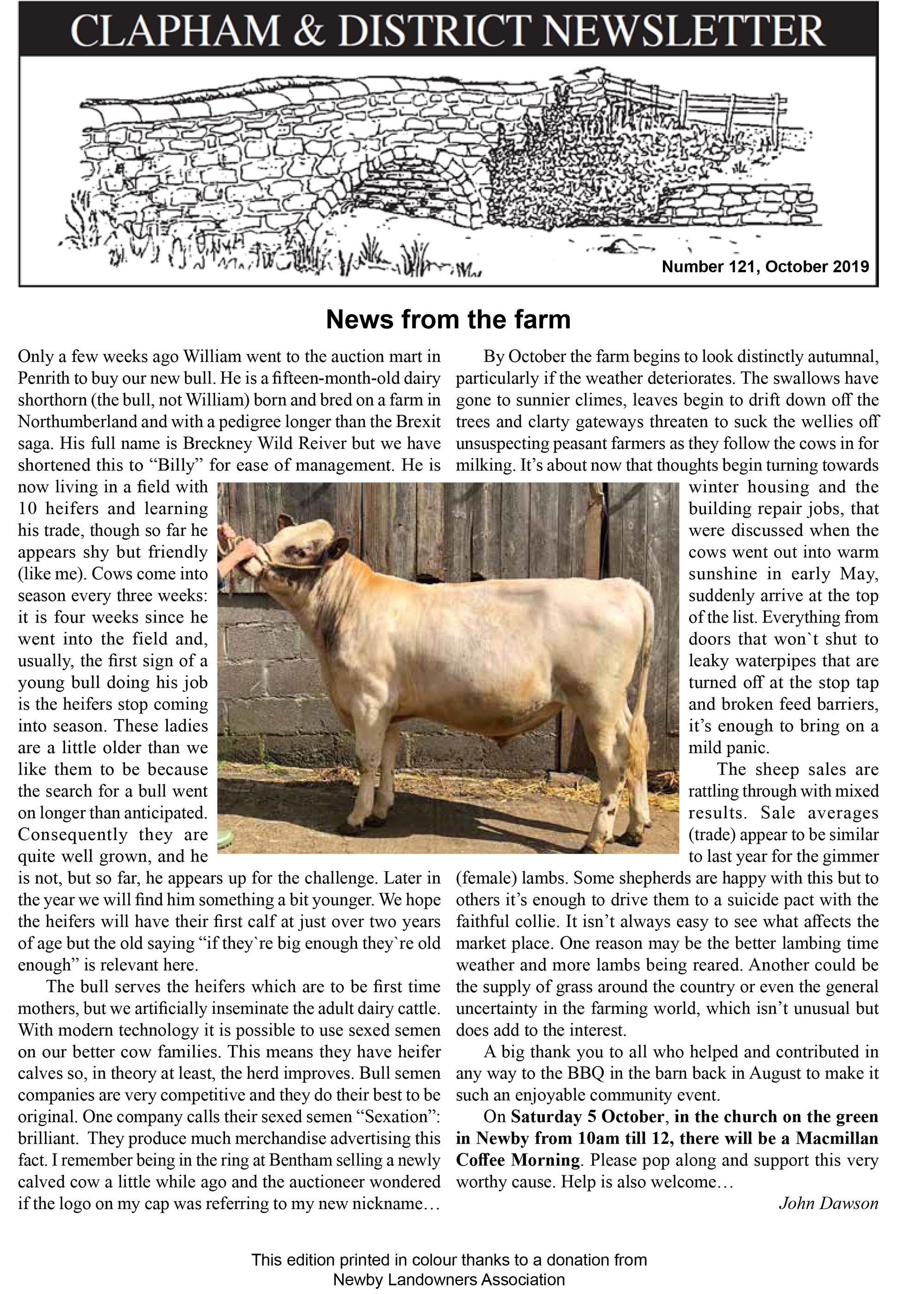 clapham-newsletter-121-october-2019-1