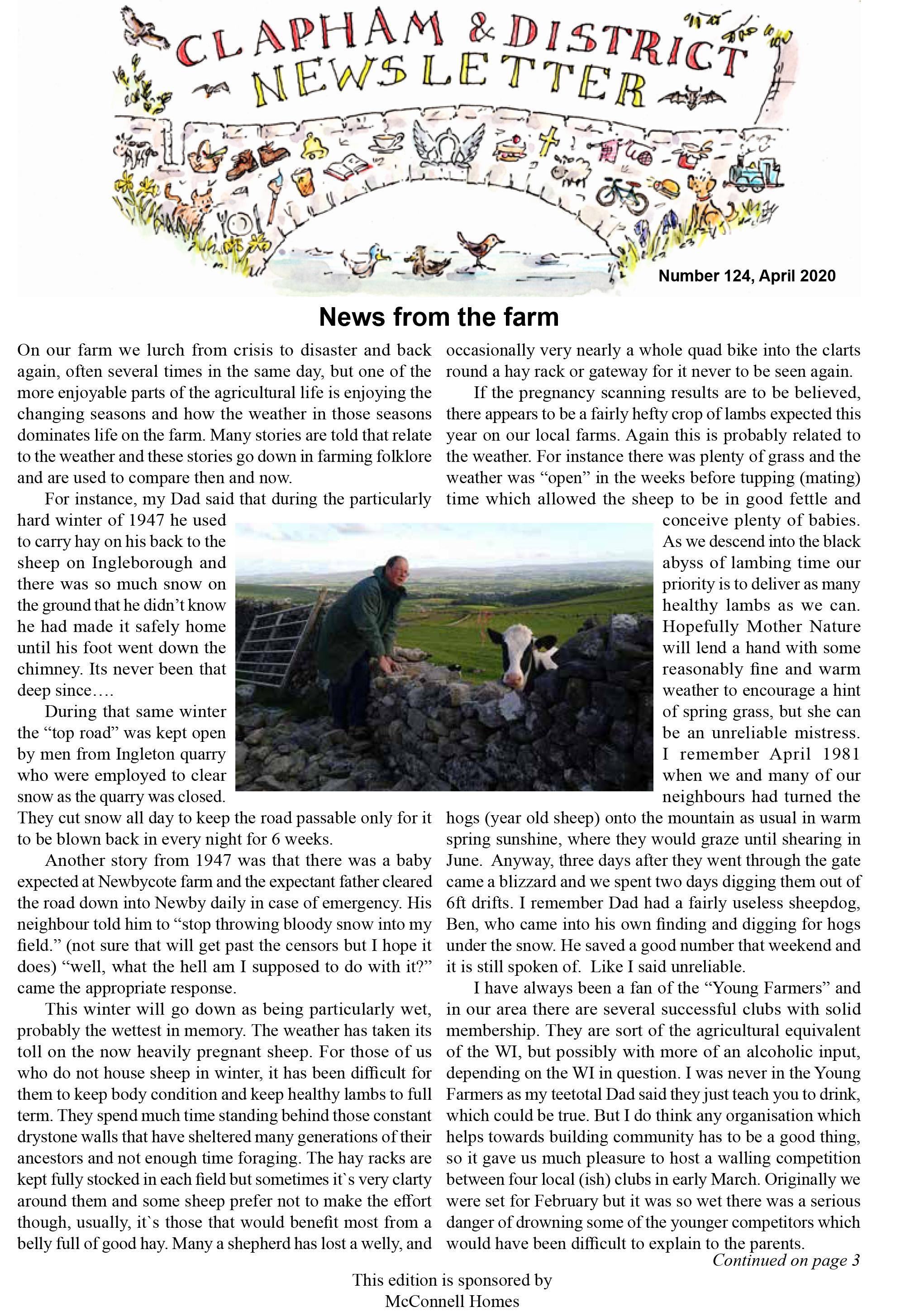 clapham-newsletter-124-april-2020-1